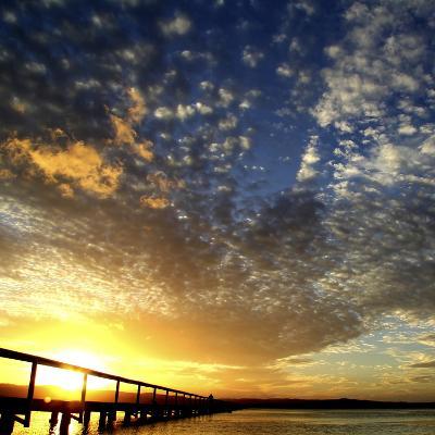 Sunset Glory-Incredi-Photographic Print