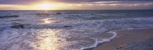 Sunset, Gulf of Mexico, Florida, USA