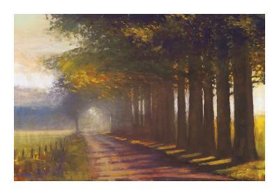 Sunset Highway-Amanda Houston-Giclee Print