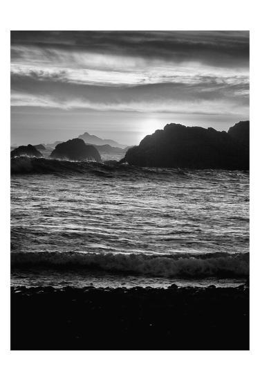 Sunset I-Joseph Rowland-Art Print