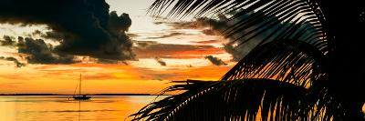 Sunset in Paradise - Florida-Philippe Hugonnard-Photographic Print