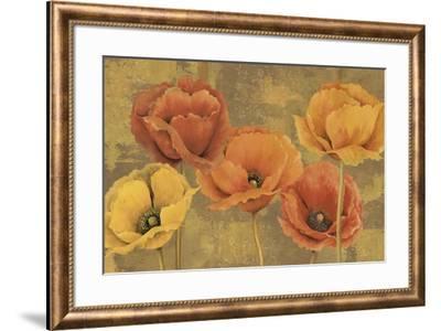 Sunset IX-Daphné B.-Framed Giclee Print
