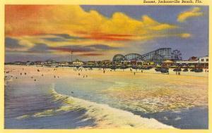 Sunset, Jacksonville Beach, Florida