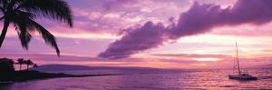 Sunset Kapala Bay Maui Hi USA