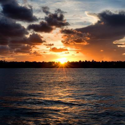 Sunset Key West - Florida-Philippe Hugonnard-Photographic Print