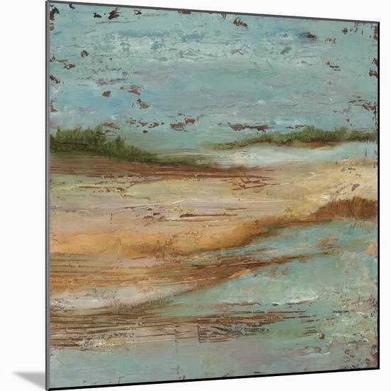 Sunset Lake II-Norm Olson-Mounted Art Print