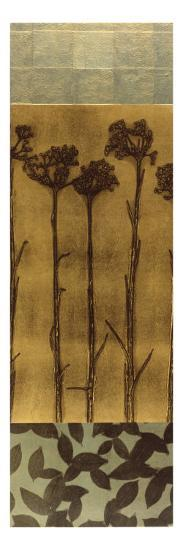 Sunset Leaves II-Mary Margaret Briggs-Premium Giclee Print