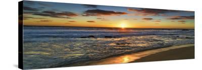 Sunset, Leeuwin National Park, Australia-Frank Krahmer-Stretched Canvas Print