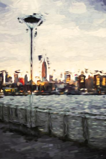 Sunset Light - In the Style of Oil Painting-Philippe Hugonnard-Giclee Print