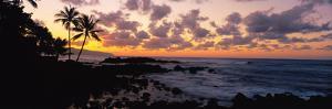 Sunset North Shore, Oahu, Hawaii