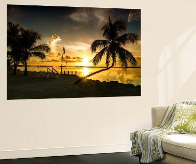 Sunset of Dreams - Florida - USA-Philippe Hugonnard-Wall Mural