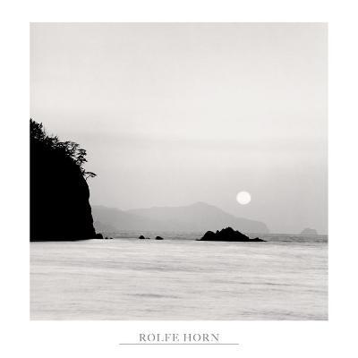 Sunset, Oki Island, Japan-Rolfe Horn-Art Print