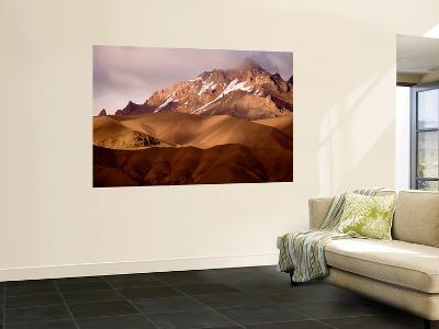 Sunset on Mountains-Stephane Victor-Wall Mural
