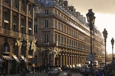 Sunset on Rue de la Paix, Paris, France, Europe-Matthew Frost-Photographic Print