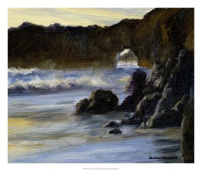 Sunset on Santa Cruz-Barbara Chenault-Giclee Print