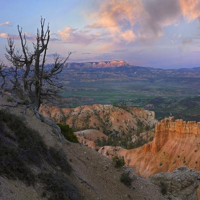 Sunset over Bryce Canyon National Park, Utah-Tim Fitzharris-Photographic Print