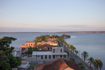 Sunset over Punta Gorda, Cienfuegos, Cuba-Erika Skogg-Photographic Print