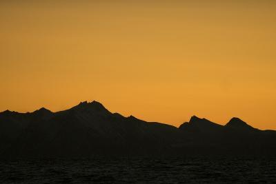 Sunset over the Lofoten Archipelago-Cristina Mittermeier-Photographic Print