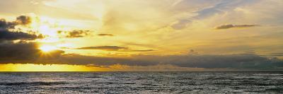 Sunset over the Sea, Windansea Beach, La Jolla, San Diego County, California, Usa--Photographic Print