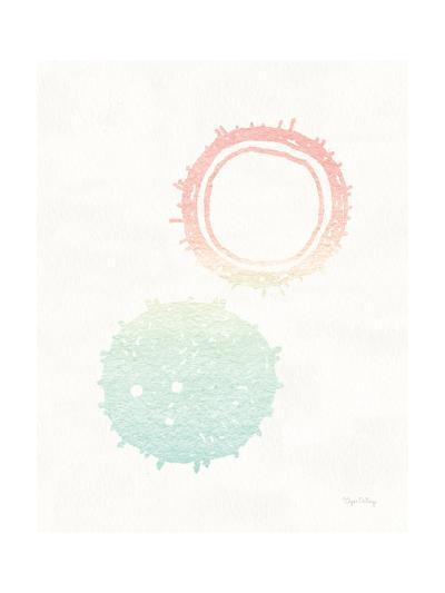 Sunset Palms Fruit IV-Elyse DeNeige-Art Print