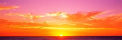 Sunset Perth Australia--Photographic Print