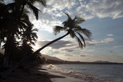 Sunset, Playa Dorada Beach, Near Puerto Plata, Dominican Republic-Natalie Tepper-Photo