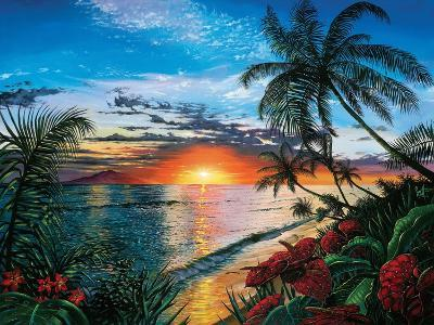 Sunset Serenade-Scott Westmoreland-Art Print