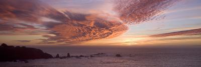 Sunset Sky III-Rita Crane-Photographic Print