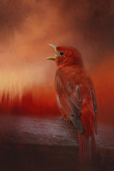 Sunset Song-Jai Johnson-Giclee Print