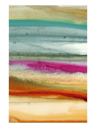 Sunset Splash C-Tracy Hiner-Premium Giclee Print