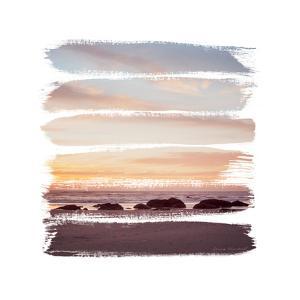 Sunset Stripes IV