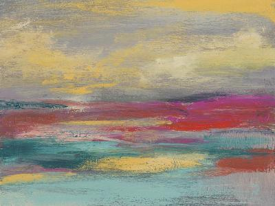 Sunset Study I-Jennifer Goldberger-Art Print