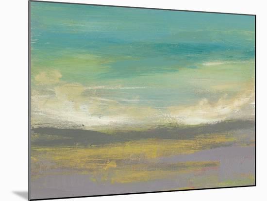 Sunset Study II-Jennifer Goldberger-Mounted Art Print