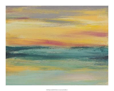 Sunset Study III-Jennifer Goldberger-Giclee Print
