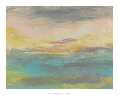 Sunset Study IV-Jennifer Goldberger-Giclee Print