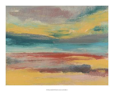 Sunset Study IX-Jennifer Goldberger-Giclee Print