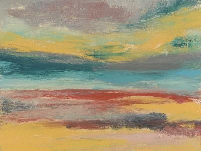 Sunset Study IX-Jennifer Goldberger-Art Print