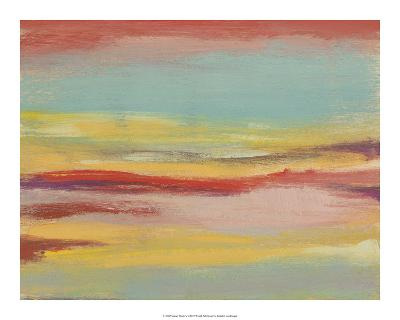 Sunset Study V-Jennifer Goldberger-Giclee Print