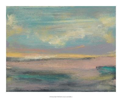 Sunset Study VI-Jennifer Goldberger-Giclee Print