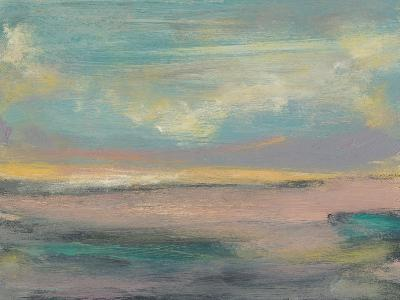 Sunset Study VI-Jennifer Goldberger-Art Print