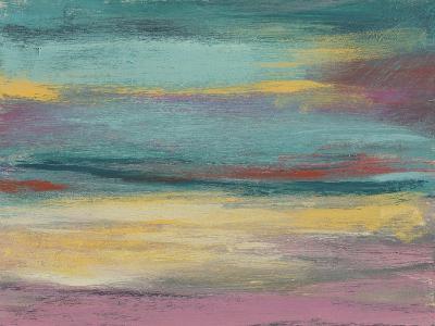 Sunset Study VII-Jennifer Goldberger-Art Print
