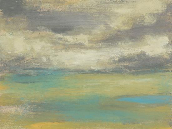 Sunset Study VIII-Jennifer Goldberger-Art Print