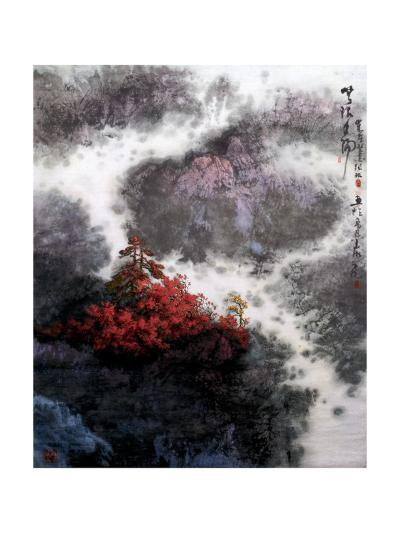 Sunset-Baogui Zhang-Giclee Print