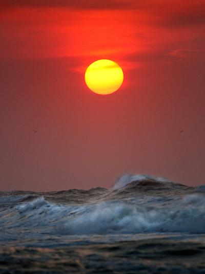 Sunset-Ruud Peters-Photographic Print