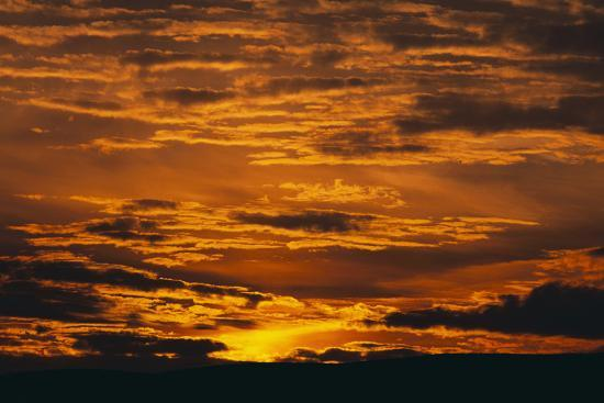 Sunset-DLILLC-Photographic Print