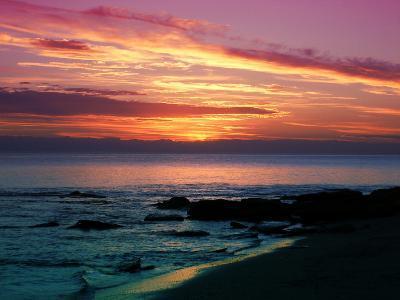 Sunset-Fernando Palma-Photographic Print