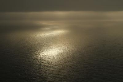 Sunsets over the Foveaux Strait in New Zealand-Cagan Sekercioglu-Photographic Print