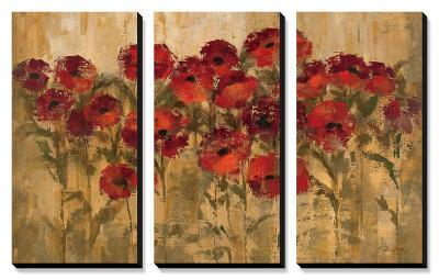Sunshine Florals-Silvia Vassileva-Canvas Art Set