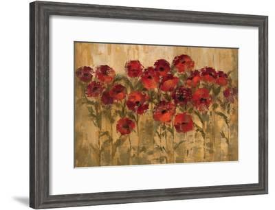 Sunshine Florals-Silvia Vassileva-Framed Premium Giclee Print