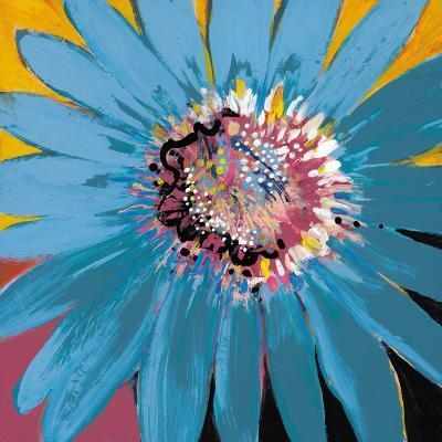 Sunshine Flower II-Leslie Bernsen-Art Print